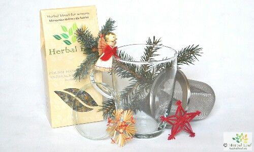 Our premium herbal products for Christmas:) #gifts #prezenty #herbs #herbal #ziola #tea