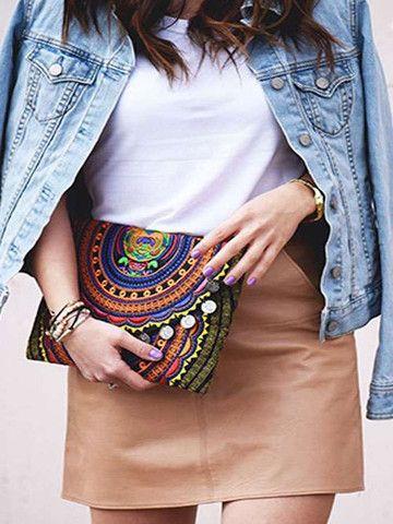 Handmade clutches available online @ www.lotonestudio.com