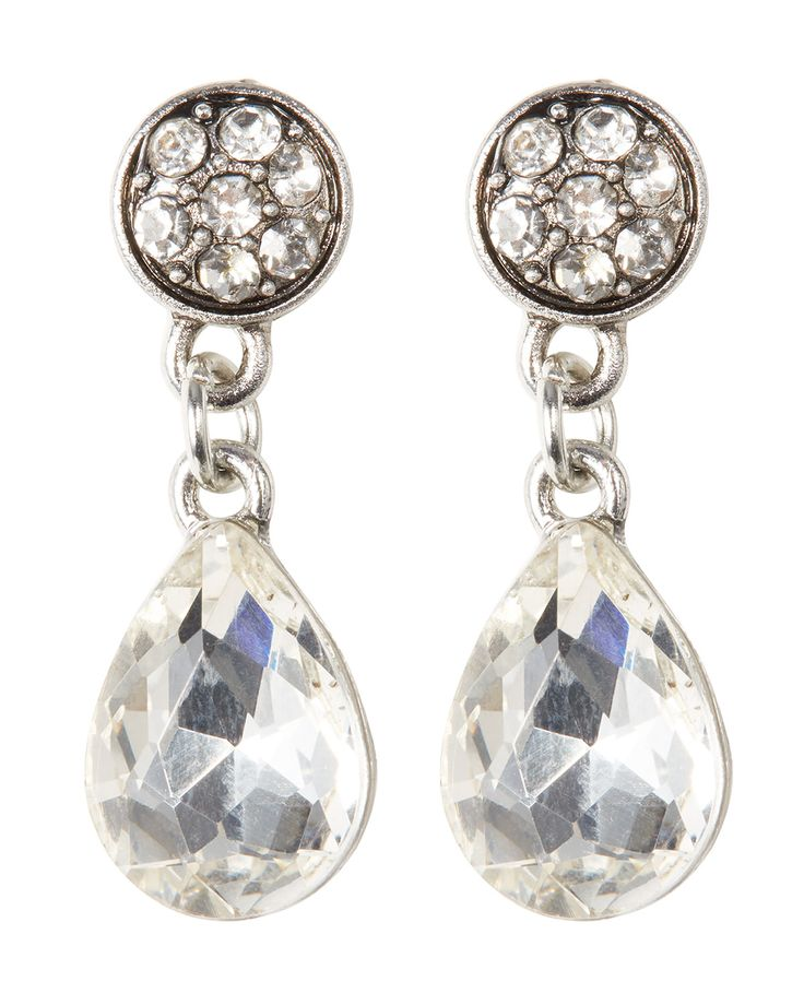 Bea Crystal Earrings