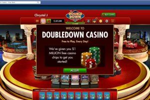 Double down casino codes mobile