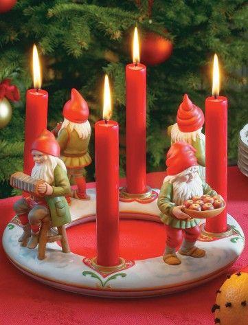 ⊱Gơɖ jųℓ⊰ Advent wreath
