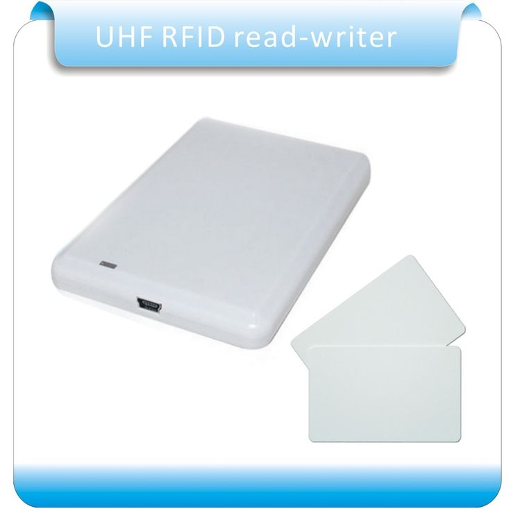 63.75$  Buy now - Free shipping 902-928MHz usb reader writer UHF rfid writer&reader for access control system with sample card test  #magazineonline