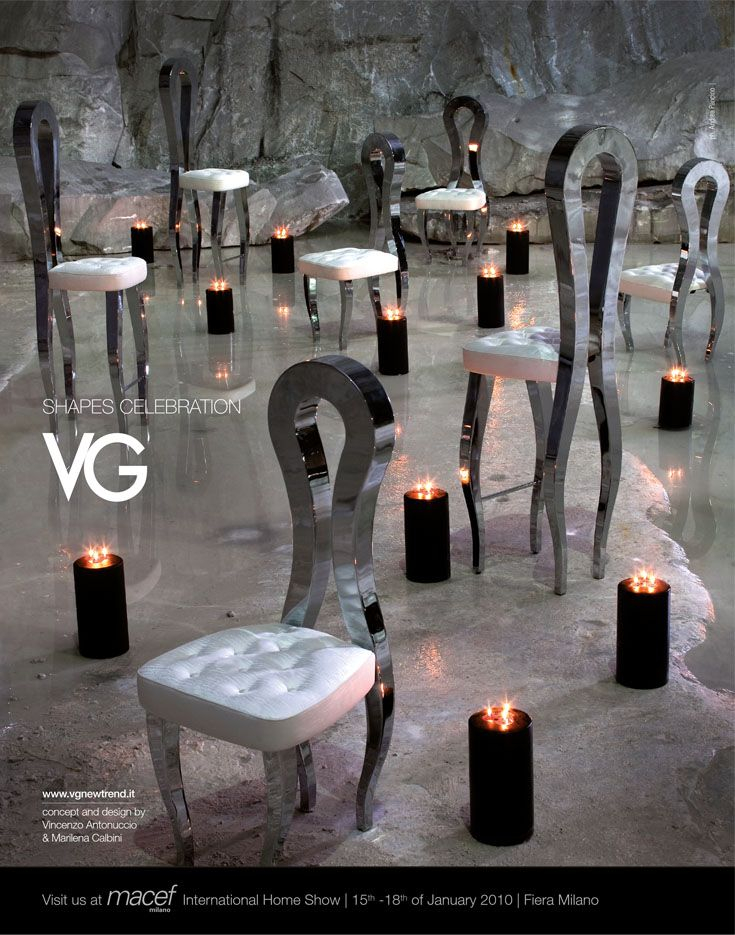 Campagna pubblicitaria VG, creata da #effADV - #advertising campaign created by effADV - #ad #adv #design #furniture #madeinitaly #interiordesign #photography
