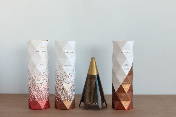 Castillo de Molina de Origami de embalaje relativa a los envases del Mundo - Paquete creativo Galería de diseño