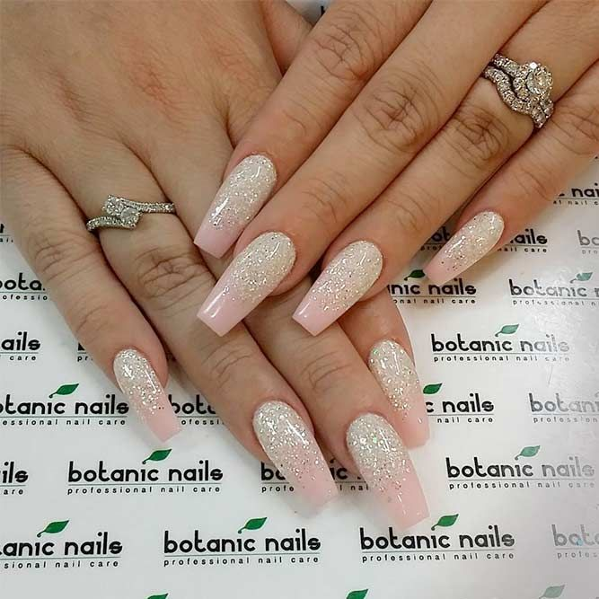 Best 25 bling nail art ideas on pinterest nail designs bling 21 terrific nude nail design ideas you cant pass by bling nail artbling prinsesfo Images