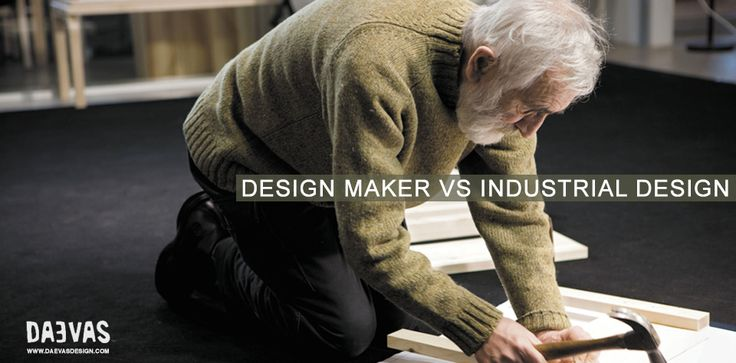 #Design #Maker Vs #IndustrialDesign The Maker movement is a new #trend that places value on an #individual's ability to be a #creator of things as well as a #consumer of things. #daevasdesign