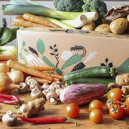 Bumper veg box | organic vegetable delivery from Riverford