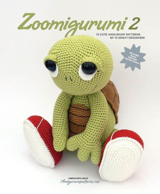 Zoomigurumi 2 Amigurumi animals patternbook