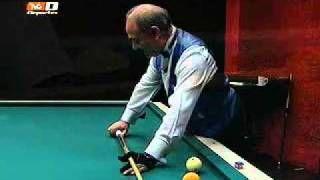 Billar Total - ¿Cómo agarrar el taco de billar? (19-07-2011) - YouTube