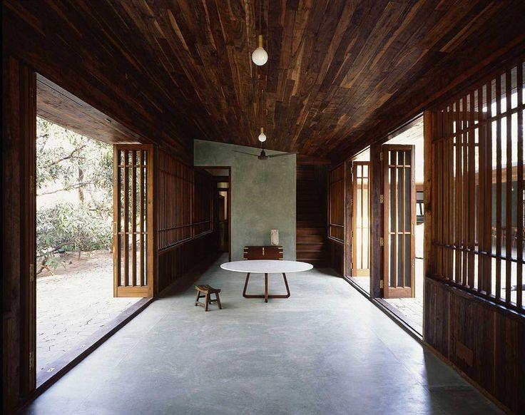Best 25 Studio Mumbai Ideas On Pinterest Cabana House