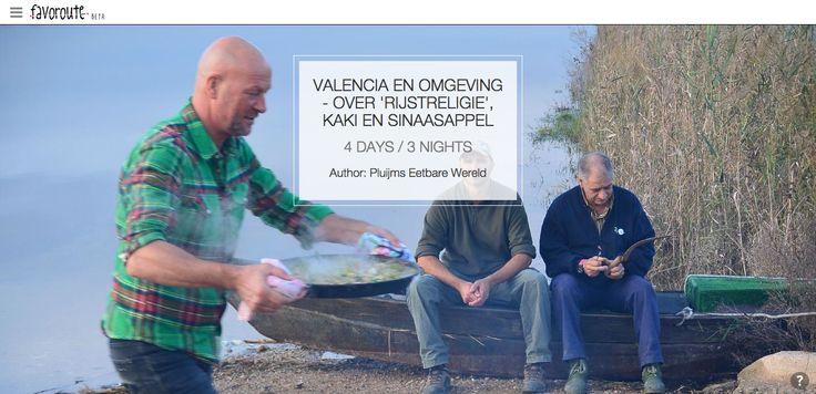 VALENCIA EN OMGEVING - OVER 'RIJSTRELIGIE', KAKI EN SINAASAPPEL by Pluijm's Eetbare Wereld.  http://www.peecho.com/print/en/81134