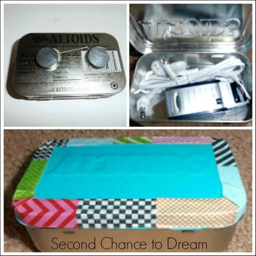 DIY Locker Accessories - Second Chance To Dream