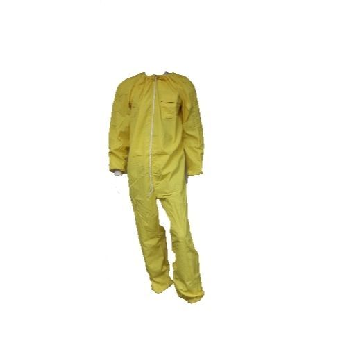 Men's Coveralls, Radio Active, Yellow size Large-XLARGE #SagerGloveCorp
