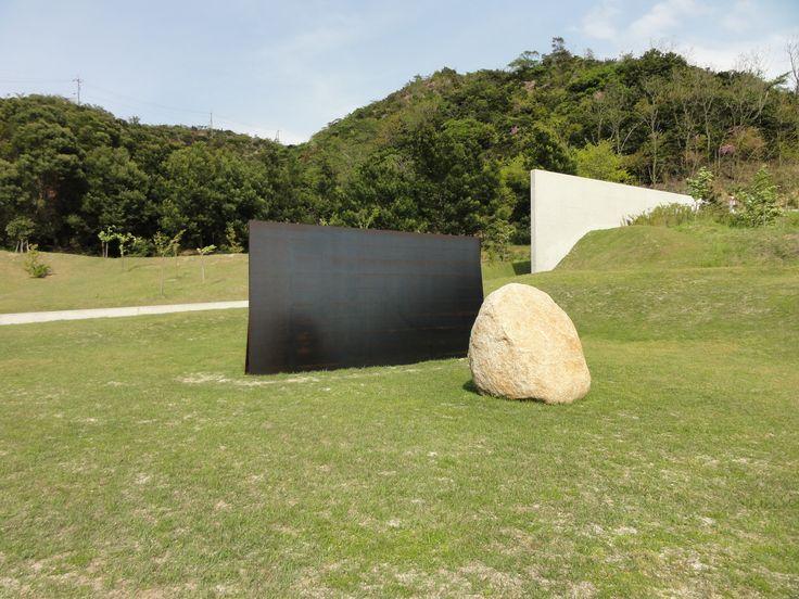 LEE UFAN MUSEUM NAOSHIMA ISLAND 2014