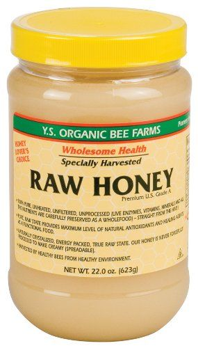 Using the wrong brand of honey can completely ruin a recipe. There are only a few brands of raw honey that I recommend, and the taste of this one is incredible.   It is unheated, unfiltered, unpasteurized and the bees are kept free from any pesticides, herbicides, pollutants.