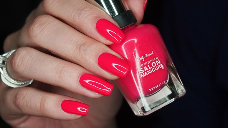Sally Hansen Complete Salon Manicure: Frutti Petutie