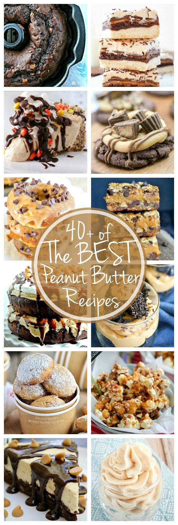 HAPPY NATIONAL PEANUT BUTTER LOVER'S DAY!!! Actually, I lied, it's tomorrow. BUT, if I didn't share this AMAZING list of Peanut Butter recipes with you today, how would you…