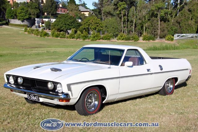 Ford XB GS Ute Matching Numbers 302 V8 - Muscle & Classic ...