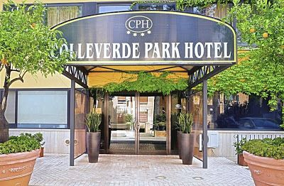 Italy Hotels: Colleverde Park Hotel - Agrigento