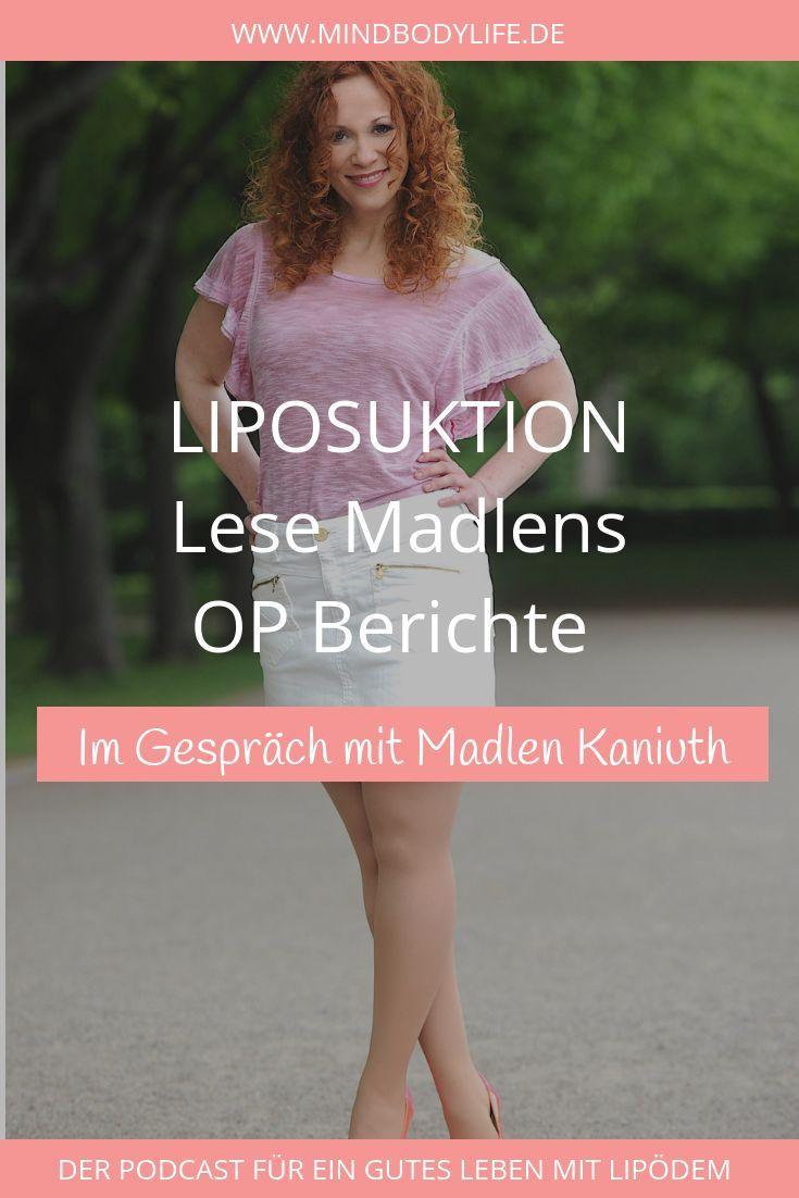 Dicke Beine trotz Diät - Interview mit Schauspielerin