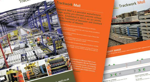 Trackwork Moll brochure