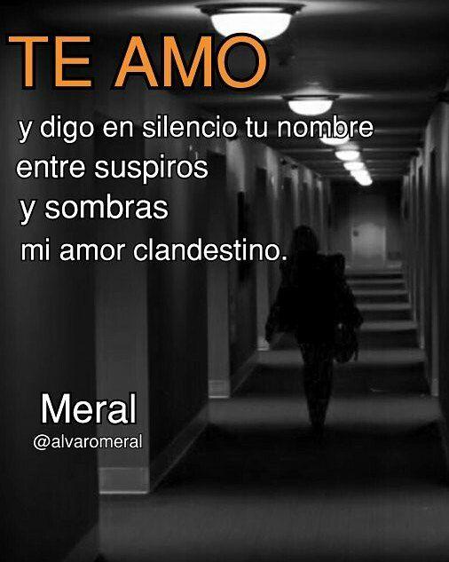 con un te amo me bastara para quedarme a tu lado @alvaromeral #alvaromeral