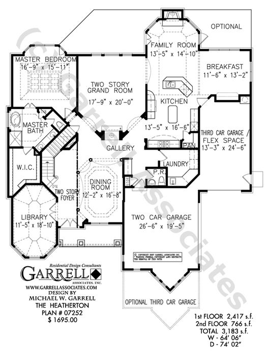 Traditional English Cottage House Plans 135 best house plans images on pinterest | floor plans, house
