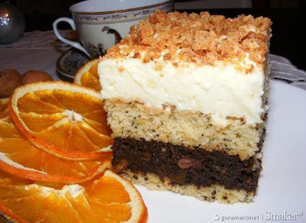 Ciasto Rudzielec