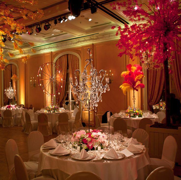 17 best ideas about arreglos de bodas on pinterest - Ideas decorar salon ...
