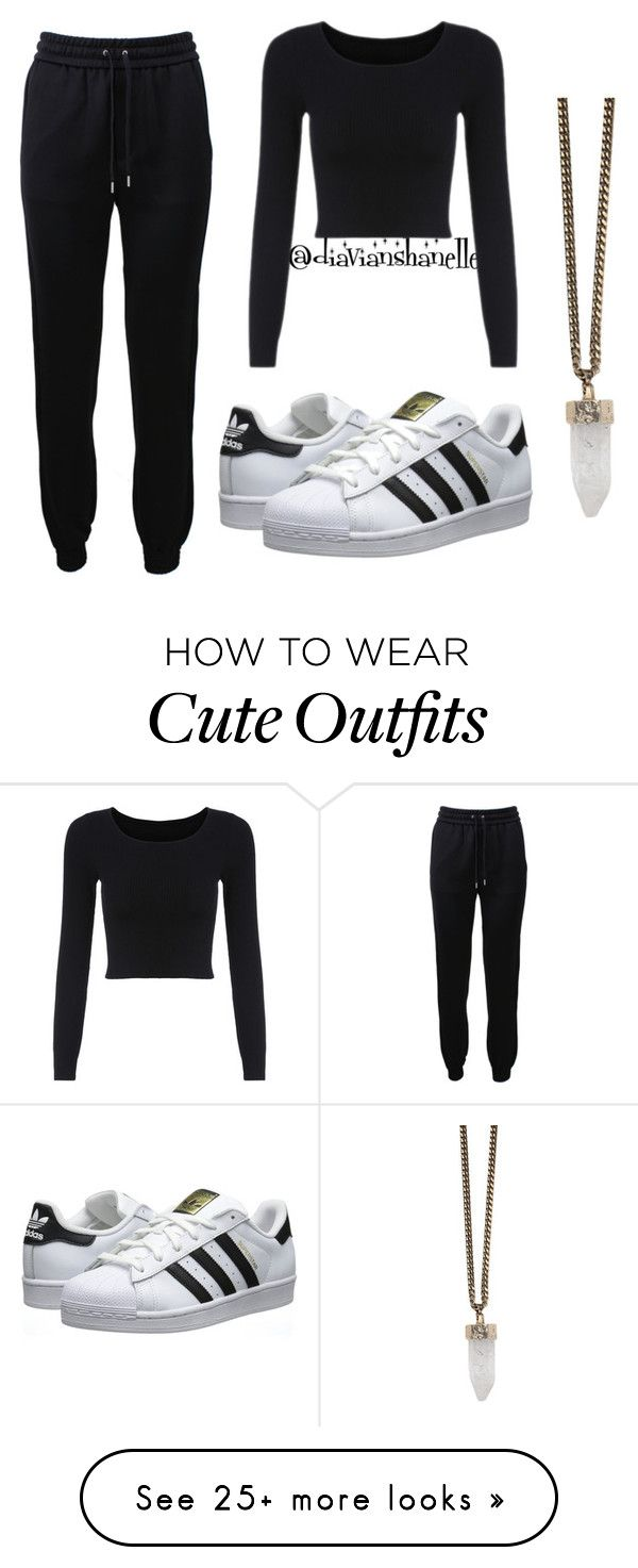 """""""Cute Casual Outfit"""" by diavianshanelle on Polyvore ..."""
