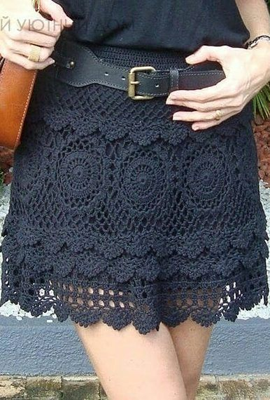 TOP 30 Fabulous FREE Patterns For Crochet Skirts 2019 – Page 13 of 30