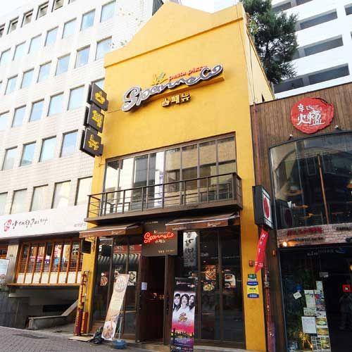 스패뉴(명동점) - 62-20 Chungmuro 2(i)-ga, Jung-gu, Seoul / 서울 중구 충무로2가 62-20