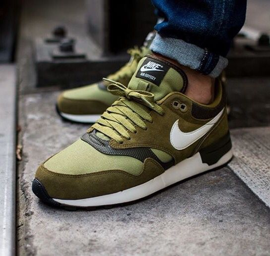 Nike Air Odyssey: Militia Green