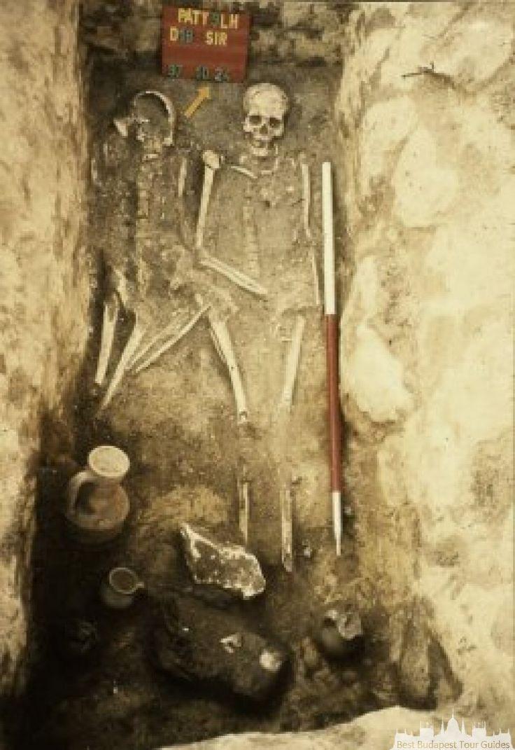 Lost city of Pécs -the NECROPOLIS - roman cemetery revealed