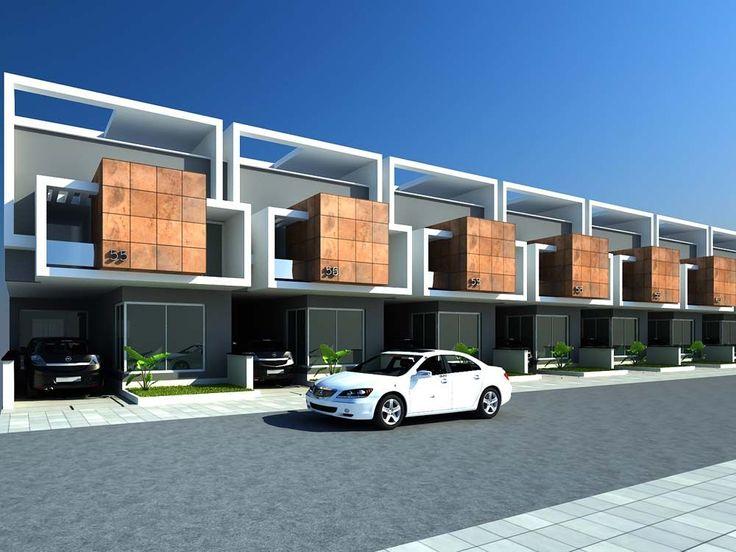 #philippines #modern #design #icymi #house #rowICYMI: Modern