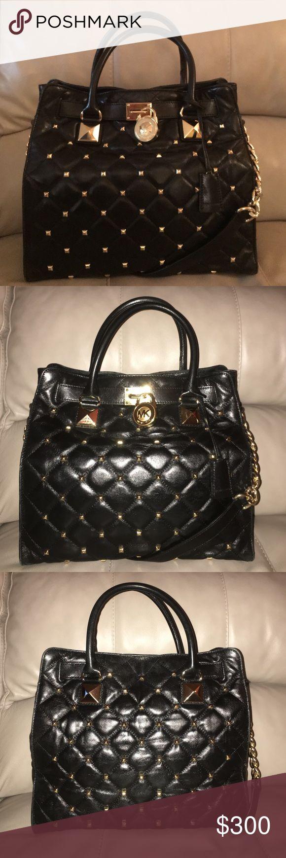 Micheal kors handbag Studded Michael Kors purse, price is negotiable Michael Kors Bags Totes