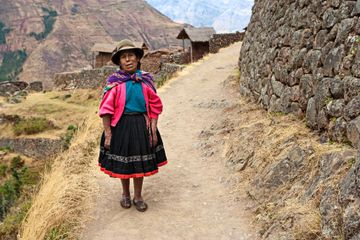 Quechua Village #cusco