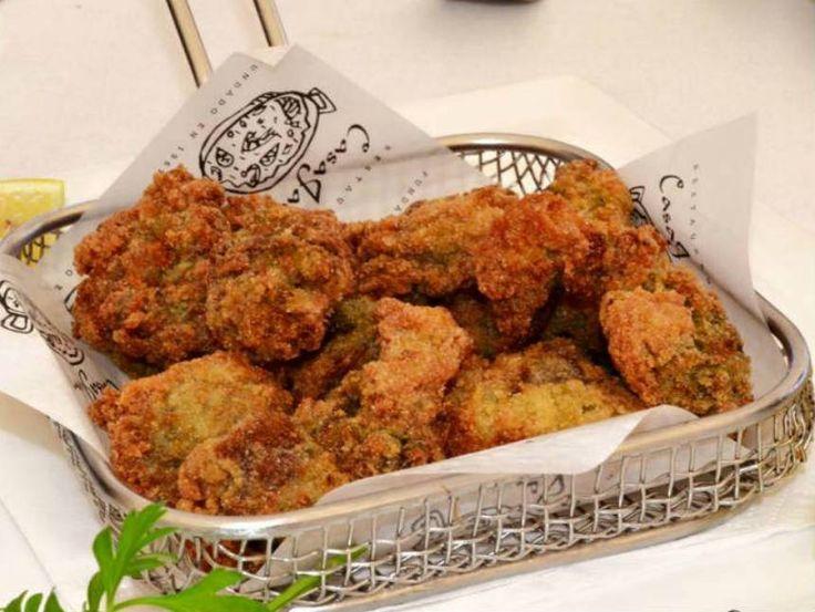 Ortigas de mar rebozadas reserva online para comer otros Cocinar ortigas de mar