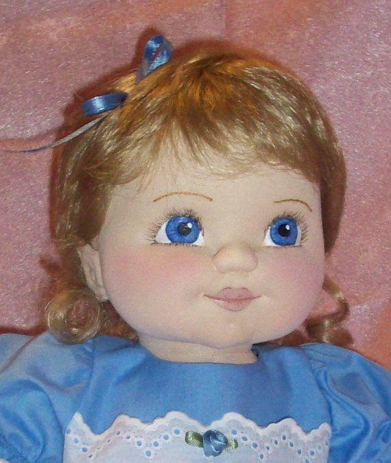 Bonnie baby doll pattern
