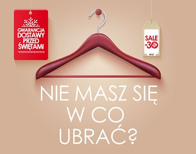 "Check out new work on my @Behance portfolio: ""Riccardo.pl - sale - e-Mailing campaign."" http://on.be.net/144F016"
