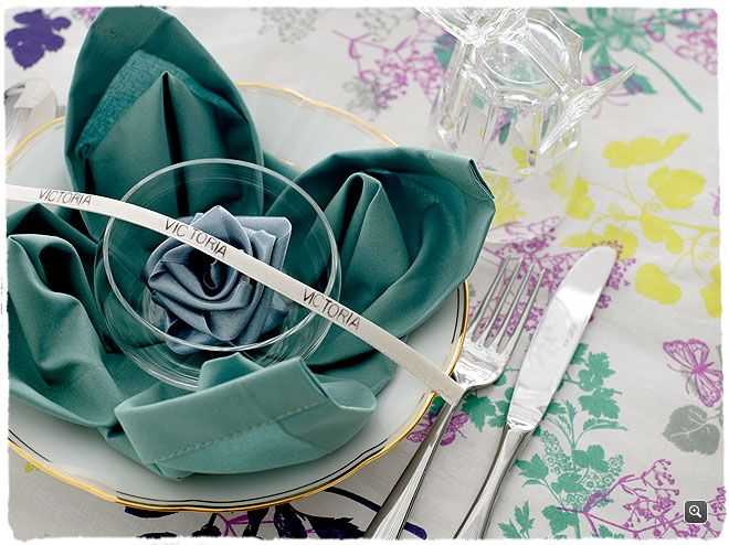 Napkin Folds That Will Give Your Table the Wow Factor - HomeandEventStyling.com