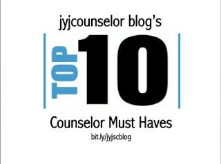 jyjoyner counselor: My Top 10 Counselor Must Haves