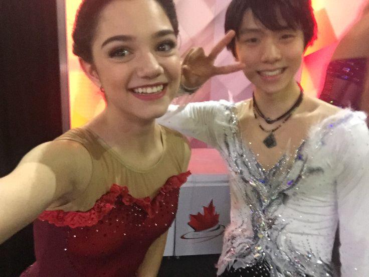Evgenia Medvedevaさんのツイート: #SkateCanada2016