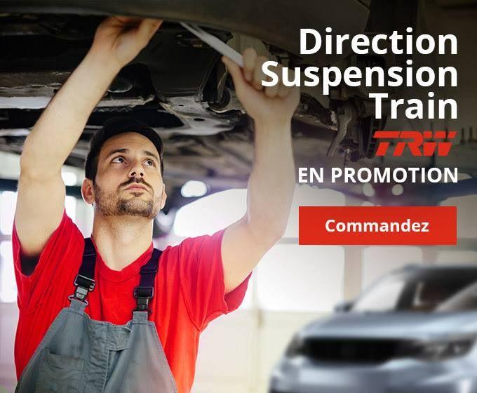 #AW @oscaro  [ #AUTO ] Jusquà -70% sur la direction suspension train #TRW alors profitez-en chez #Oscaro !  http://tidd.ly/17b256b8