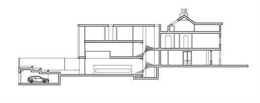 Tusculum Residence,section