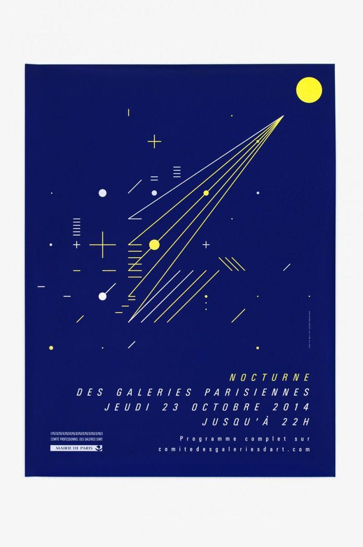 Fanette Mellier Nocturne Contexte: Comité Professionnel des Galeries d'Art…