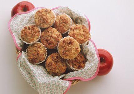 Apple Cinnamon Muffins   Recipes with SPLENDA® Sweetener Products