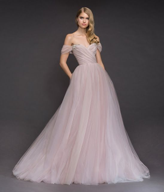 Gorgeous Bridal Gowns: Blush by Hayley Paige 2018 Spring Collection ...