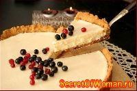 Пирог со сгущенкой - желток, лимон, печенье