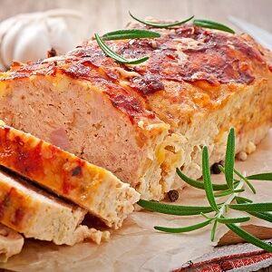Rocambole de Carne de Peito de Peru - DiabeTV